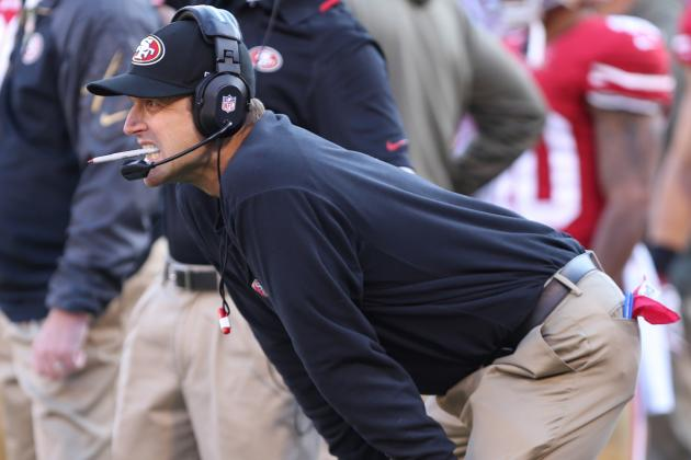 San Francisco 49ers: Why Jim Harbaugh Should Have Gone for It Against Carolina
