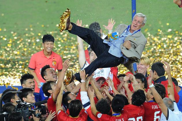 Breaking Down Marcello Lippi's Guangzhou Evergrande Side
