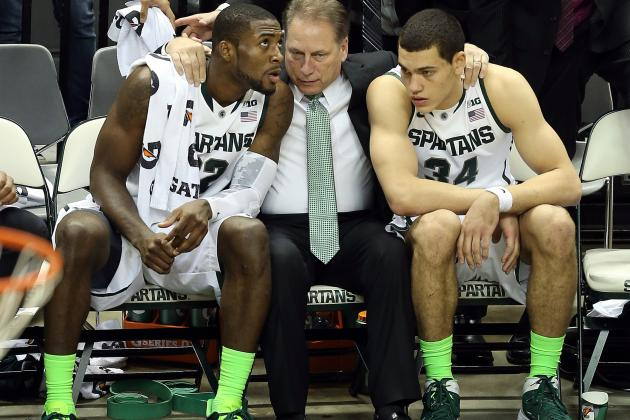 Michigan State vs. Kentucky: Contrasting Coaching Styles Featured in Epic Clash