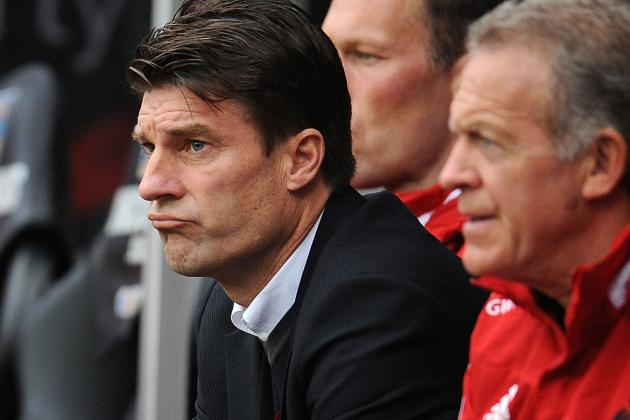 Michael Laudrup Baffled at Stoke Penalty Award