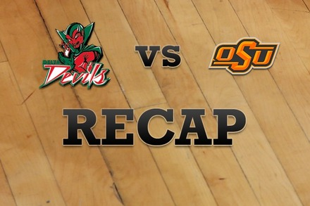 Mississippi Valley State vs. Oklahoma State: Recap, Stats, and Box Score