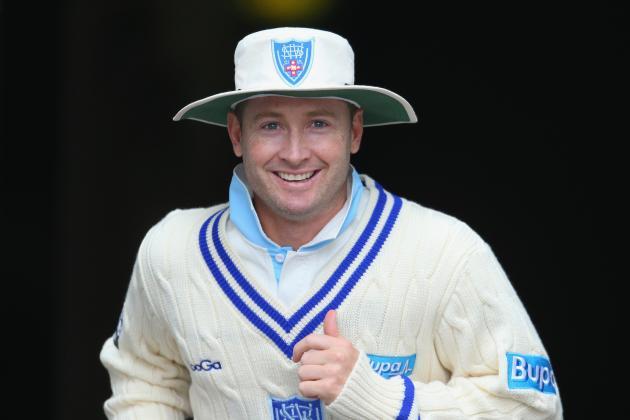 Clarke: Australia's Ashes Team Picks Itself