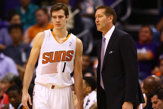 BLOG: Surprising Phoenix Suns Shock NBA