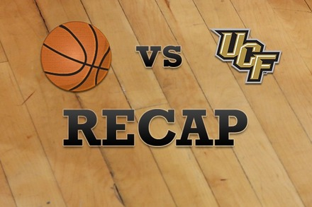 Tampa vs. UCF: Recap, Stats, and Box Score