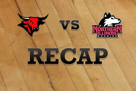 Nebraska-Omaha vs. Northern Illinois: Recap, Stats, and Box Score