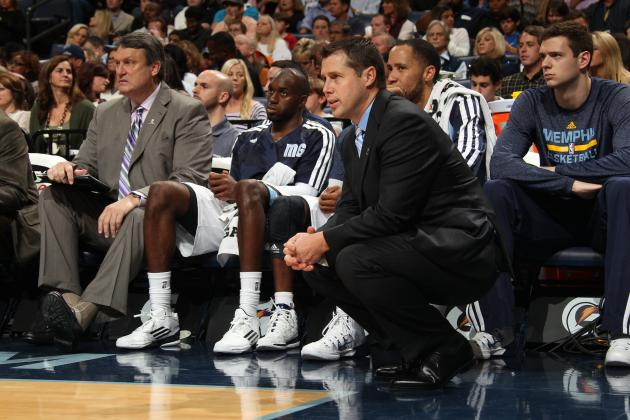 Adjustments Memphis Grizzlies Coach Dave Joerger Still Must Make