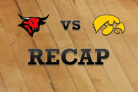 Nebraska-Omaha vs. Iowa: Recap, Stats, and Box Score