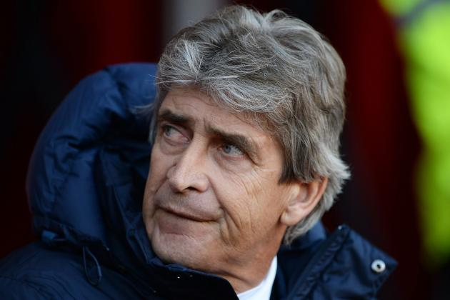 Pellegrini Positive on City's Title Chances