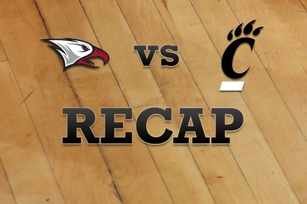 NC Central vs. Cincinnati: Recap, Stats, and Box Score