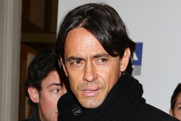 Inzaghi Lined Up as Allegri Replacement