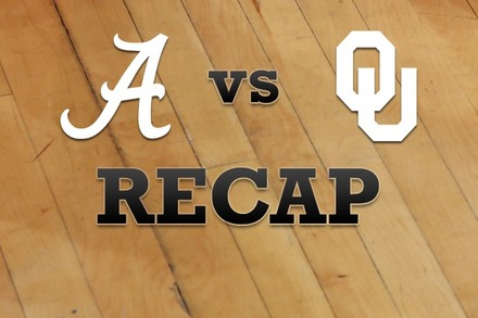 Alabama vs. Oklahoma: Recap, Stats, and Box Score