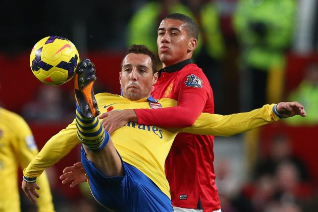 Premier League Scouting Report: Chris Smalling vs. Arsenal