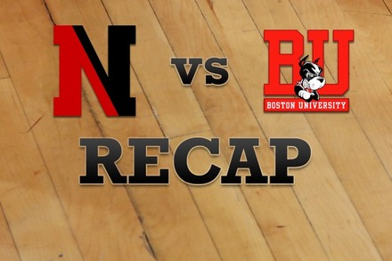 Northeastern vs. Boston University: Recap, Stats, and Box Score