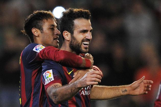 Fabregas: Messi Must Fully Recover from Injury