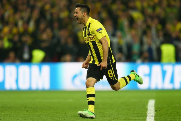 Manchester United Told to Sign Ilkay Gundogan by Rene Meulensteen