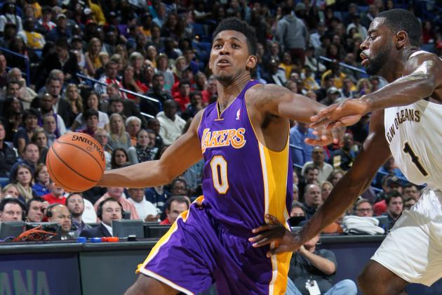 Is Xavier Henry or Nick Young the Better Fit When Kobe Bryant Returns?