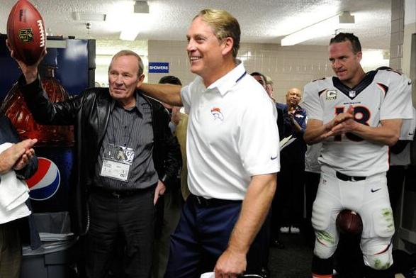 Peyton Manning Desperately Wanted the Broncos Game Ball