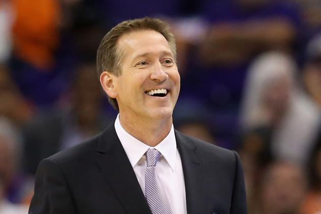 Hornacek Says He's 'A Little' Surprised by Team's Fast Start