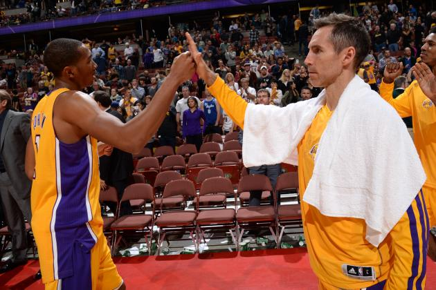 Steve Nash, Frustrated by Injuries, Searching for Answers at New Stage of Career