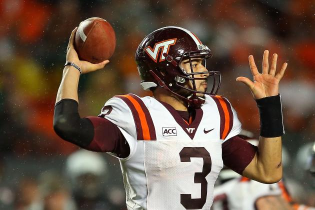Thomas Bounces Back in Big Way for Hokies