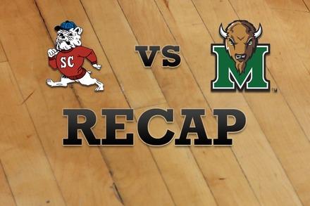 SC State vs. Marshall: Recap, Stats, and Box Score