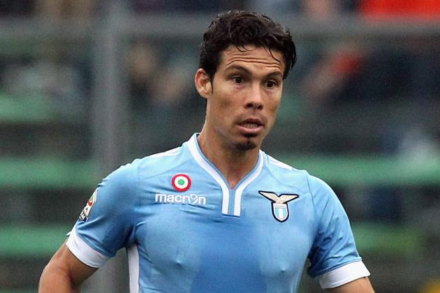 Lazio to Open Contract Talks with Hernanes