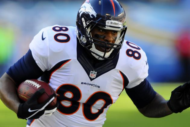 Bests-Worsts: Julius Thomas Roars to 74-Yard Score