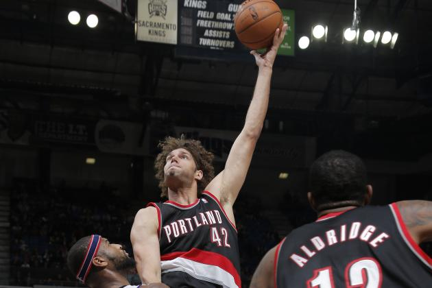Early Returns on Robin Lopez for Portland Trail Blazers Are Promising
