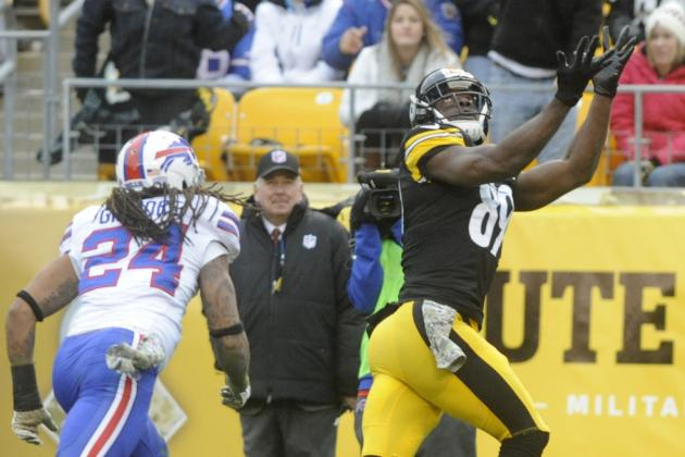 Steelers Notebook: Cotchery Continues to Shine