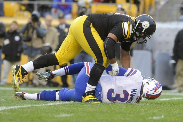 Steelers' Defense Regains Some Swagger in Win over Bills
