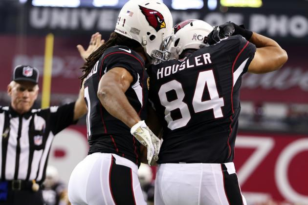 Finally, Arizona Cardinals' Rob Housler Looks at Home