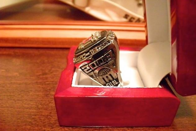 Terrelle Pryor's 2008 Big Ten Championship Ring Now for Sale
