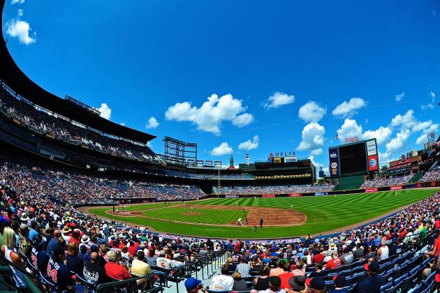 Atlanta Braves Will Move from Turner Field to New Stadium in Cobb County in 2017