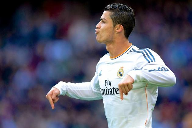 European Team of the Week: Ronaldo, Fabregas and Suarez Dazzle