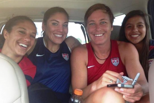 Soccer Stars Get Rides from Local Fans After Bus Breaks Down
