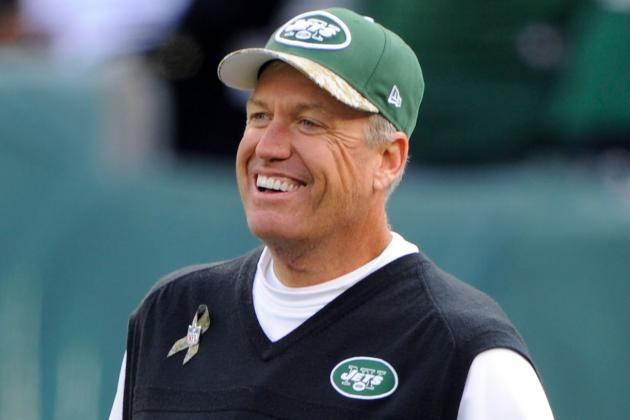 Three Keys Are Fueling the Rex Ryan Revival