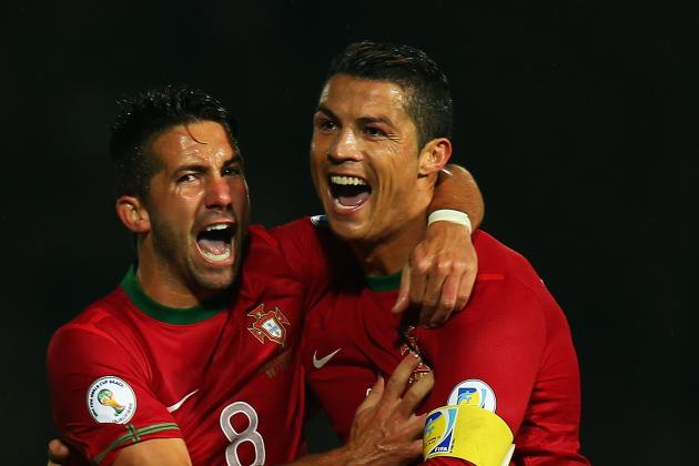 Portugal vs. Sweden: World Cup Playoff Betting Odds, Match Preview