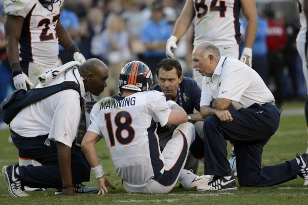 Paige: Cheap Shot on Peyton Manning Will Be Punished by NFL