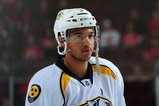 Maturity Helps Nashville Predators' Seth Jones Navigate Life as NHL Rookie