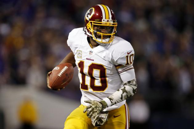 As Redskins Get Back to Work, RGIII Says Players Still Believe