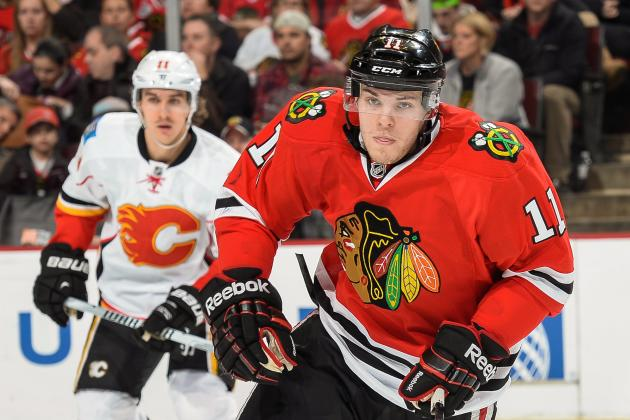 Chicago Blackhawks: Jeremy Morin Latest Tenant in Joel Quenneville's Doghouse