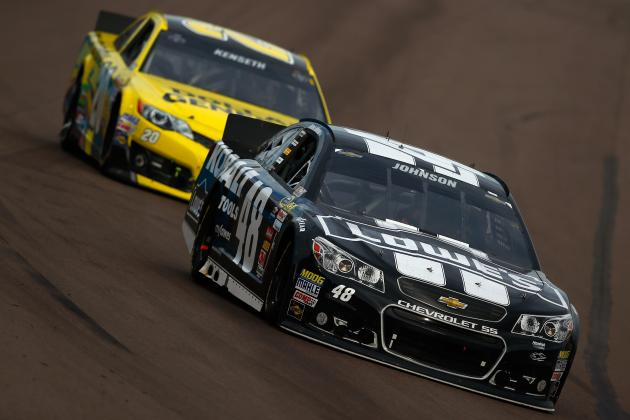 Will a 6th Sprint Cup Title Make Jimmie Johnson the Greatest of All Time?