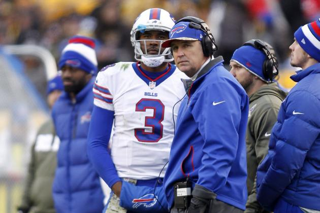 EJ Manuel's Improvement Will Require Help of Buffalo Bills' Coaching Staff