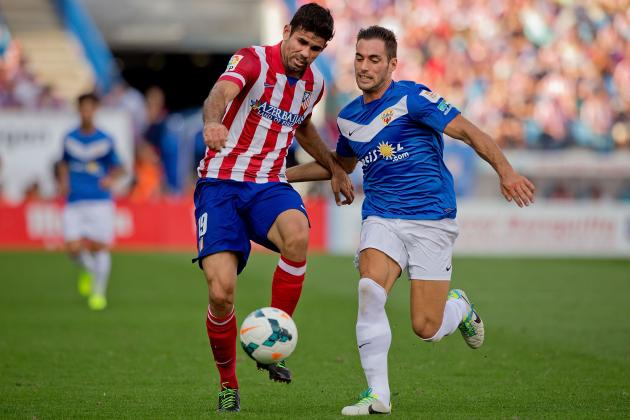 Diego Costa Injury: Updates on Atletico Madrid Star's Thigh, Likely Return Date