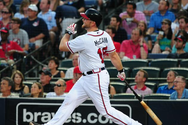 Report: McCann to Decline Qualifying Offer, Become FA