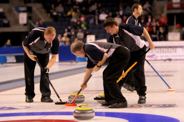 US Olympics Trials 2013 Curling: Examining America's Path to Sochi