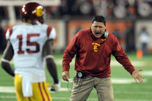 Ed Orgeron May Not Keep USC Gig, but He Deserves Someone's Head-Coaching Job