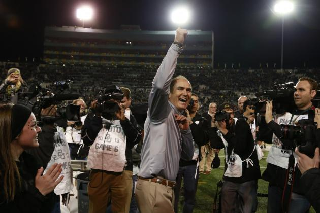 Why Art Briles Shouldn't Want the Texas Job