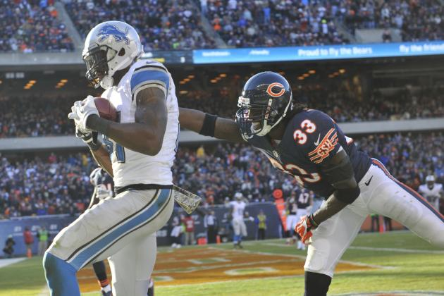 2013 Fantasy Football Wide Receiver Rankings: NFL Week 11