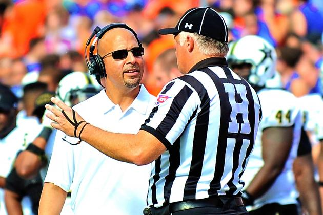 Does Vanderbilt Coach James Franklin Deserve a New Gig?